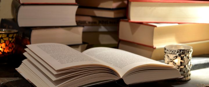 Bücherei - ab 31.05.2020 nur sonntags von 9.30 - 13 Uhr geöffnet