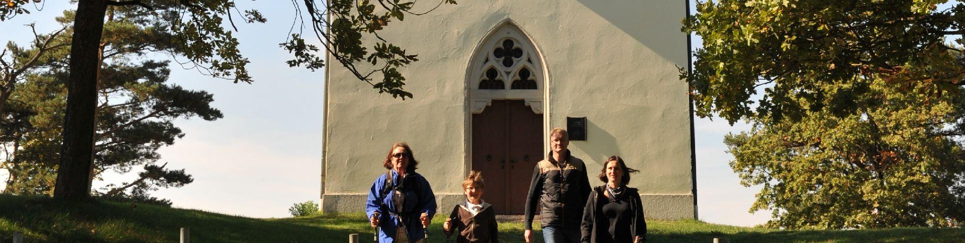 Auf nach Sulzbürg - Wanderwege um Freystadt