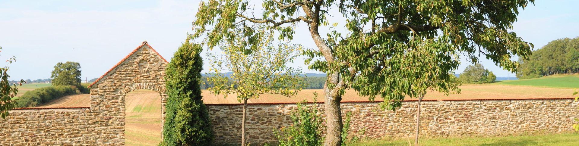 Von der Sulz zu den Ziegen - Wanderwege um Freystadt