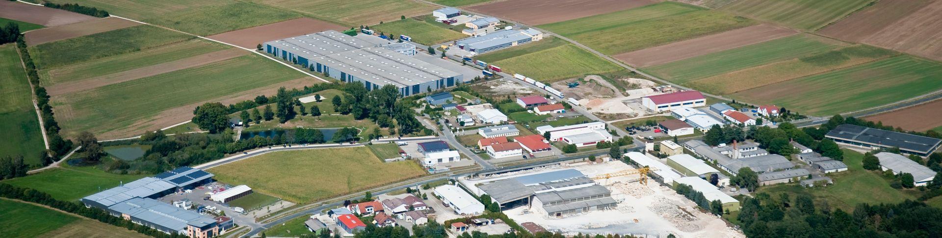 Gewerbegebiet Freystadt-Retteloh: Flächen nahe A3/A9