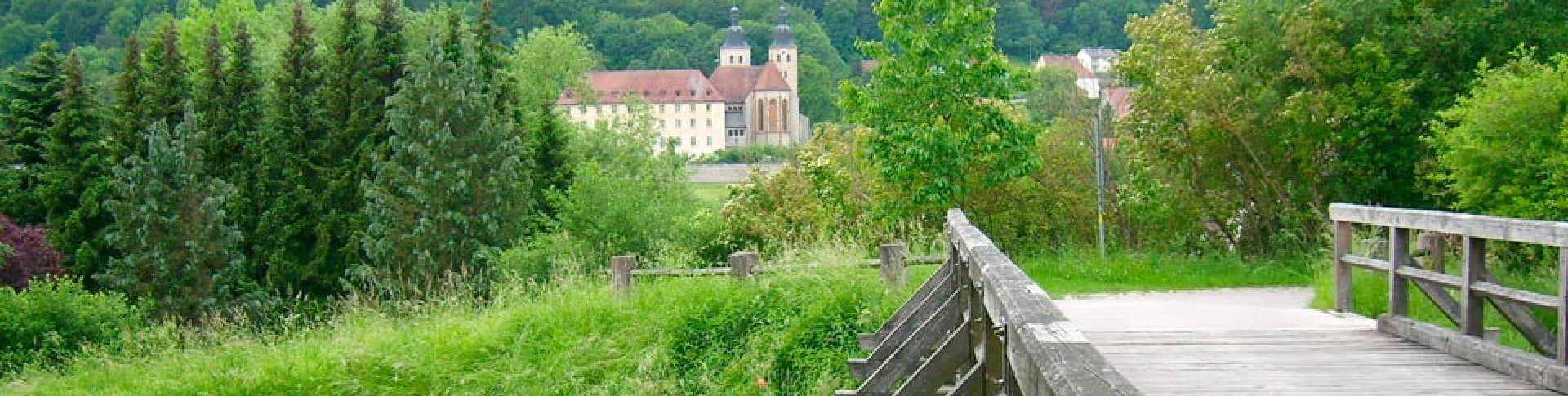 "Wanderweg ""Blaustrich"""