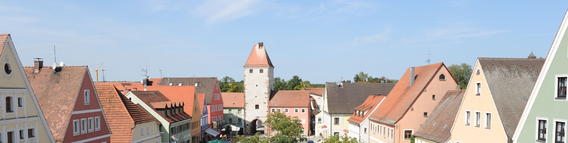 Über Freystadt: Grußwort des 1. Bürgermeisters