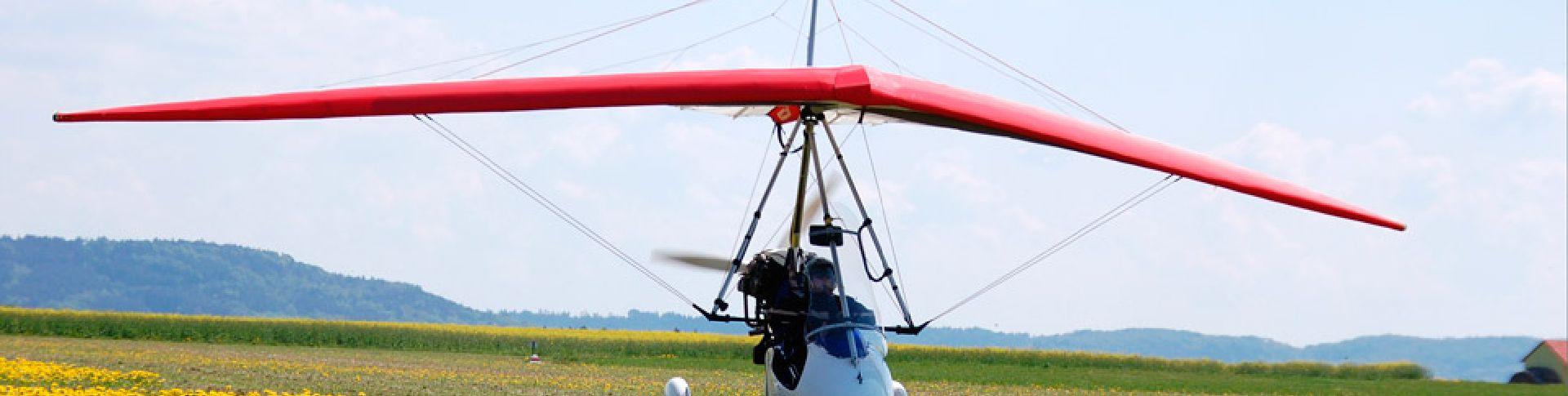 Ultraleicht-Flugplatz in Sondersfeld