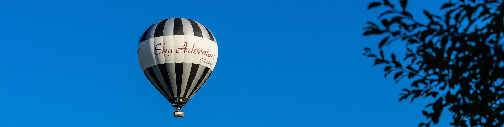 Ballonfahren in Freystadt